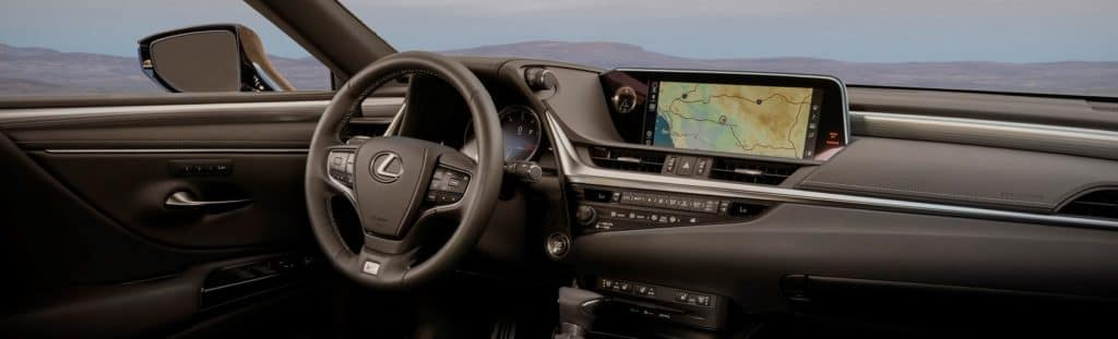 Lexus ES 350 Interior in Larchmont, NY