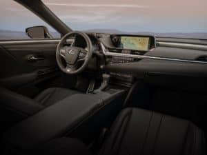 Lexus ES 350 Dimensions