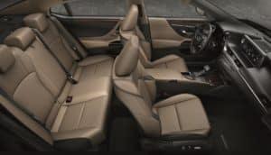 Larchmont, NY | Lexus ES 350 Interior