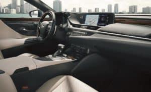 Larchmont, NY | Lexus ES 350 Dimensions