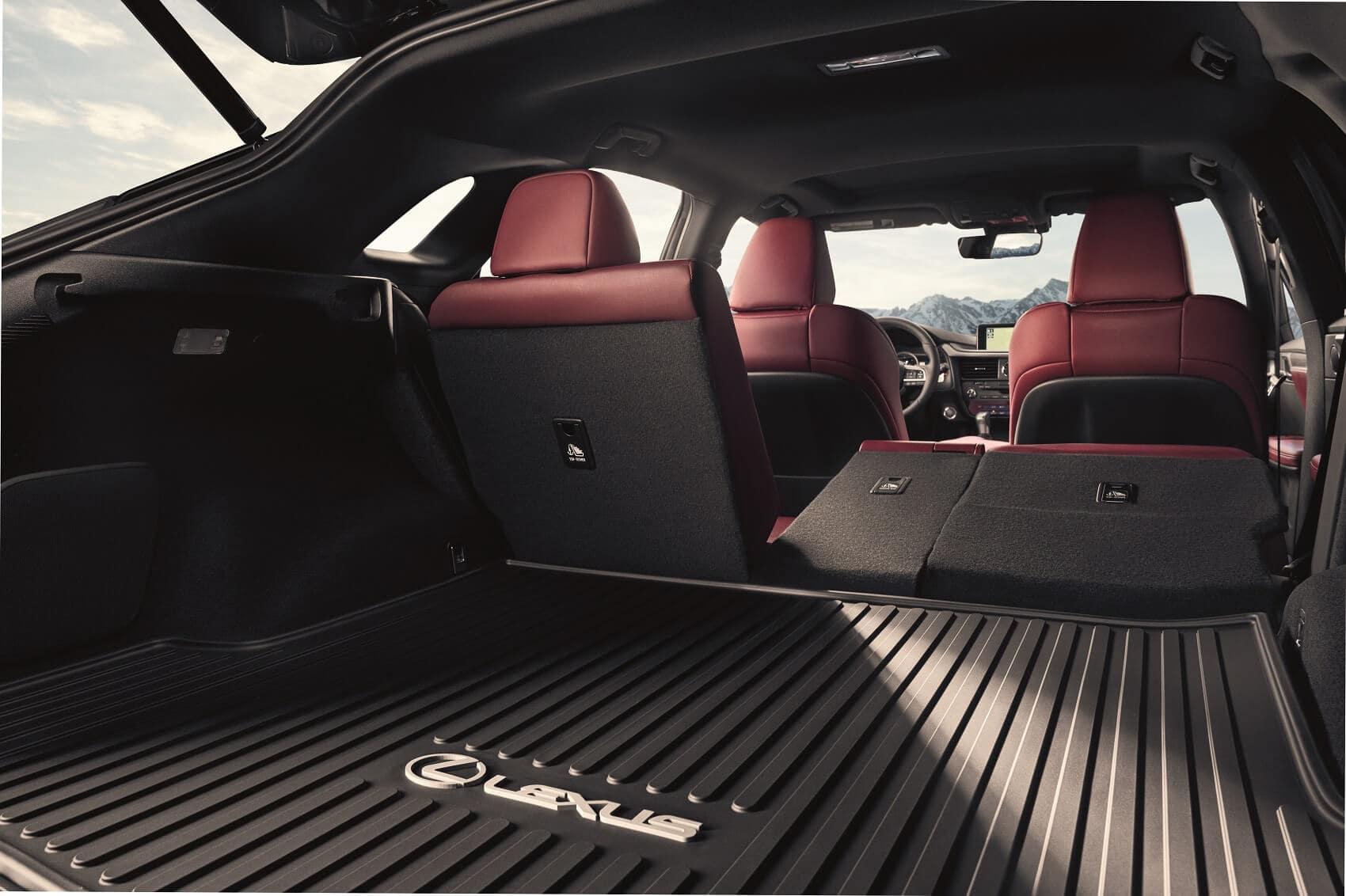 Lexus RX 350 Dimensions