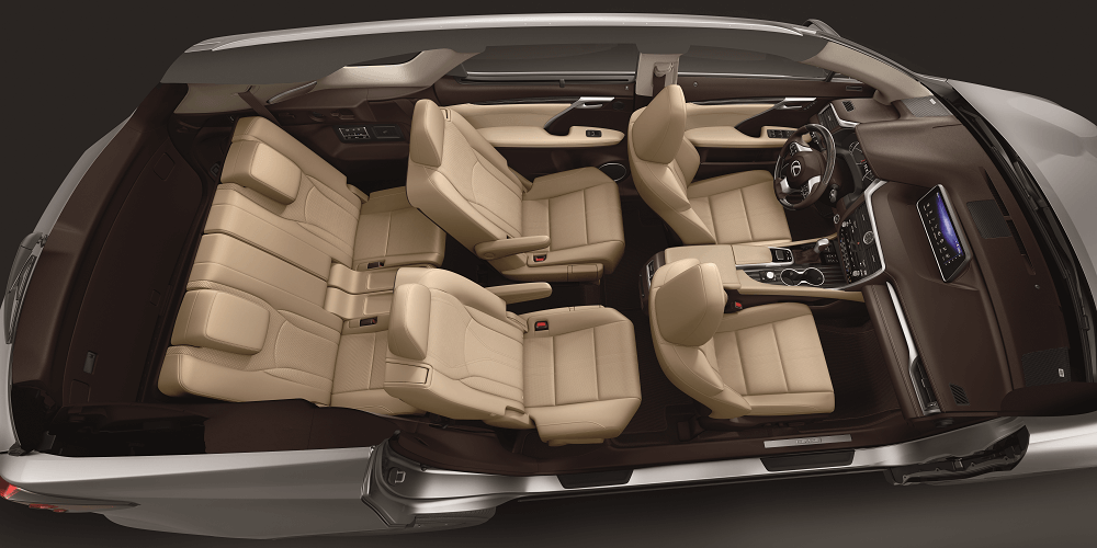 Larchmont, NY | Lexus RX 350 Interior