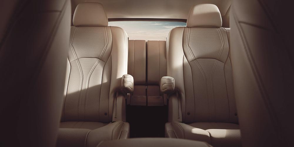 Lexus RX 350 Interior in Larchmont, NY