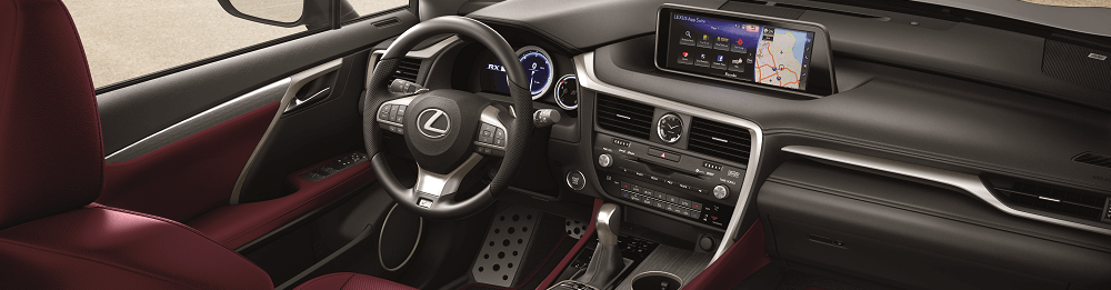 Lexus RX 350 Interior | Larchmont, NY