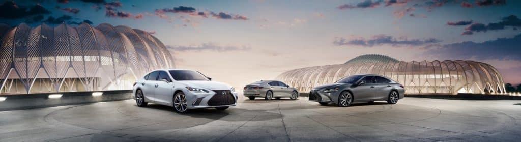 Lexus ES 350 Dimensions | Larchmont, NY