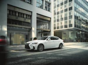Lexus IS Oil Change in Larchmont, NY