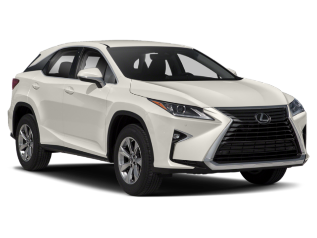 *2020 Lexus RX in White