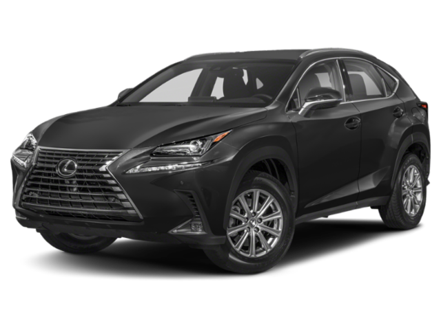 2020 Lexus NX in Black