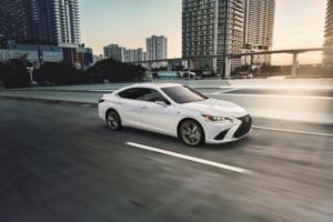 Lexus ES Trim Levels | Larchmont, NY