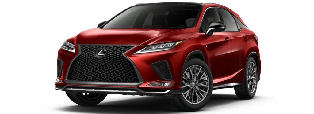 Lexus RX Trim Levels | Larchmont, NY