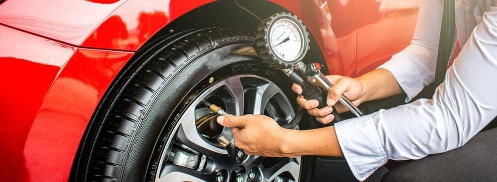 Lexus ES Tire Size | Larchmont, NY