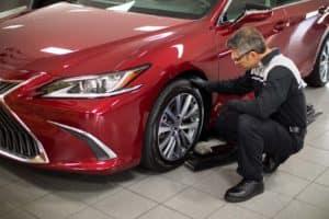Lexus RX Tire Size Larchmont NY