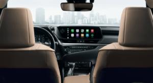 Lexus ES Interior Dashboard Cabin