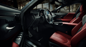 Lexus Miles per Gallon