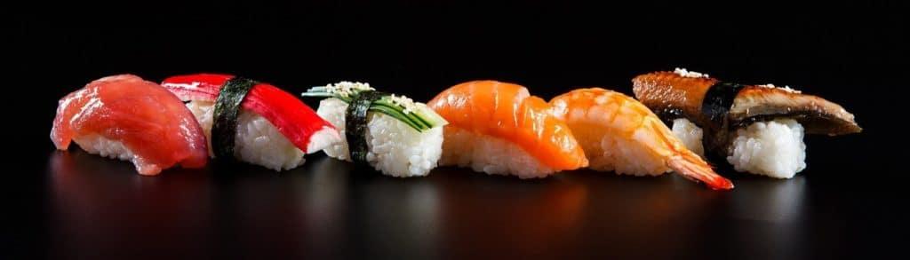 Sushi near Larchmont, NY