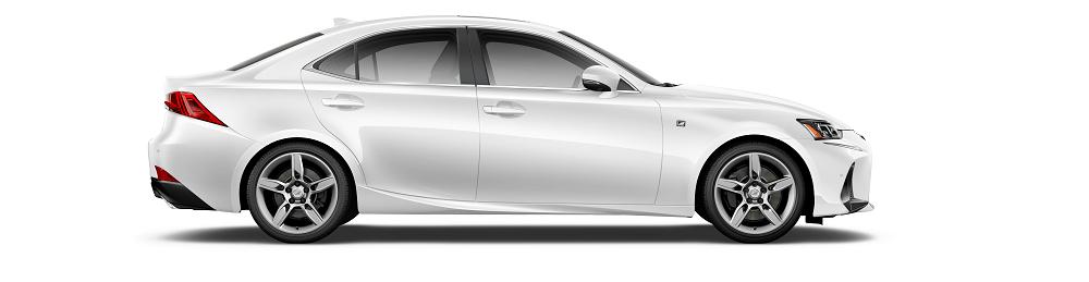 Lexus IS Miles per Gallon
