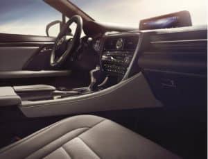 Lexus RX Dimensions Larchmont NY