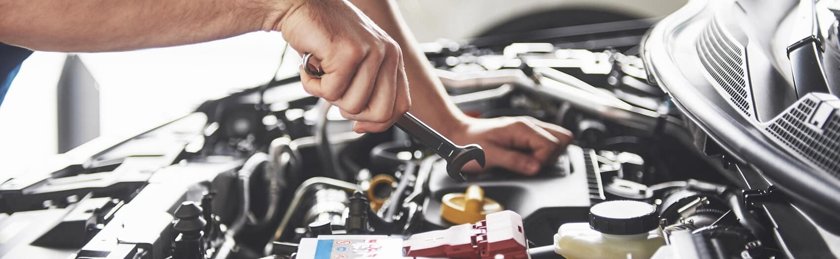 Servicing used luxury car near Yonkers, NY