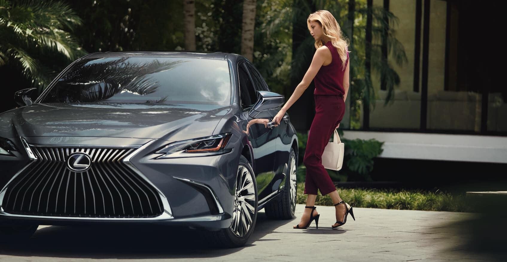 Used luxury Lexus ES for sale near Larchmont, NY