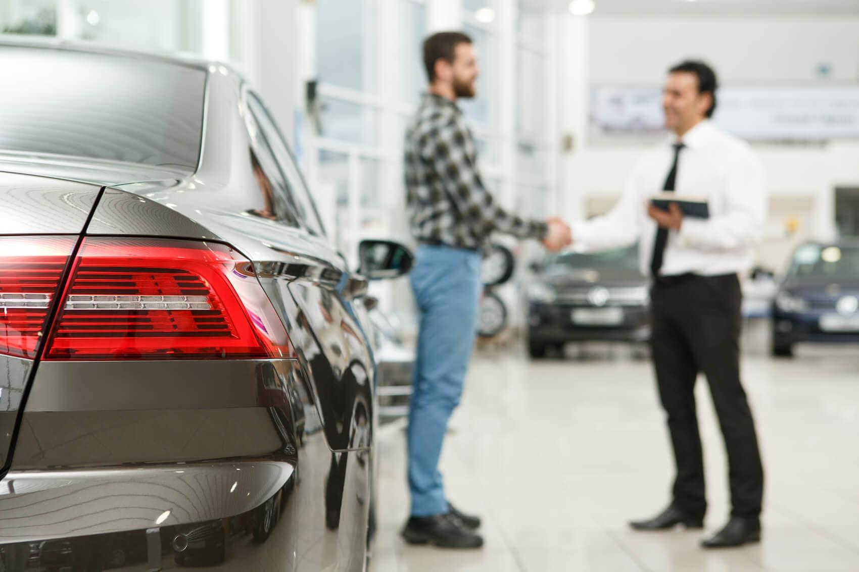 Financing used luxury vehicle near Larchmont, NY