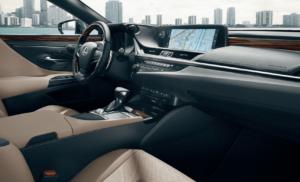 Lexus ES Interior Dashboard
