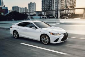 Lexus ES Reliability