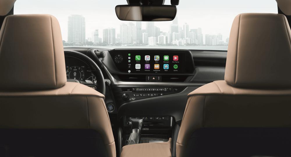 Lexus ES Technology Features