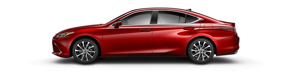 Lexus ES 250 vs ES 350