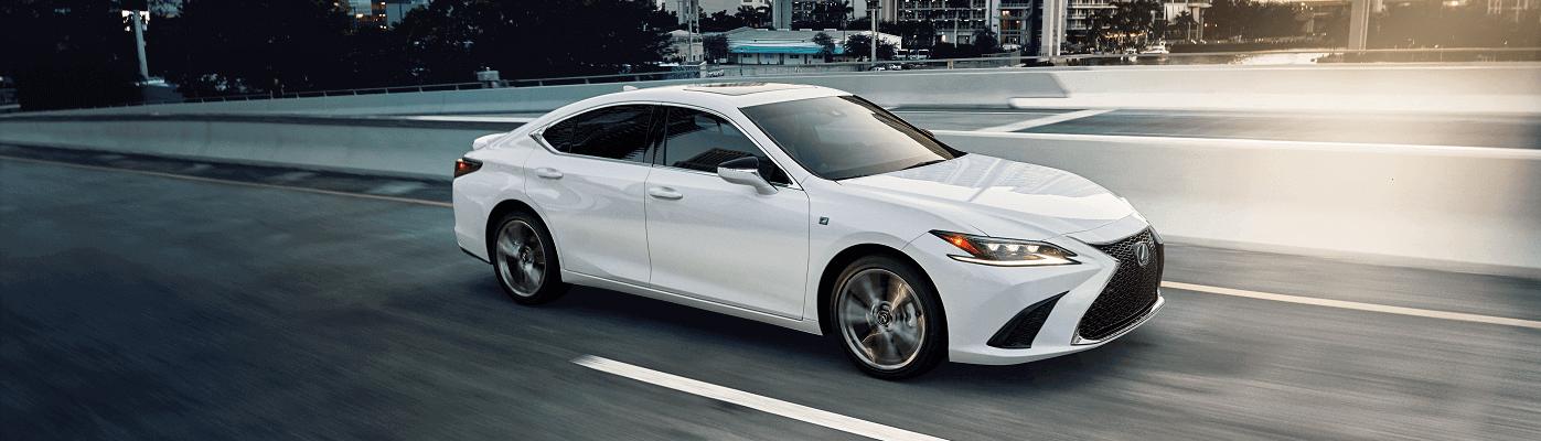 Used Lexus ES White Larchmont, NY