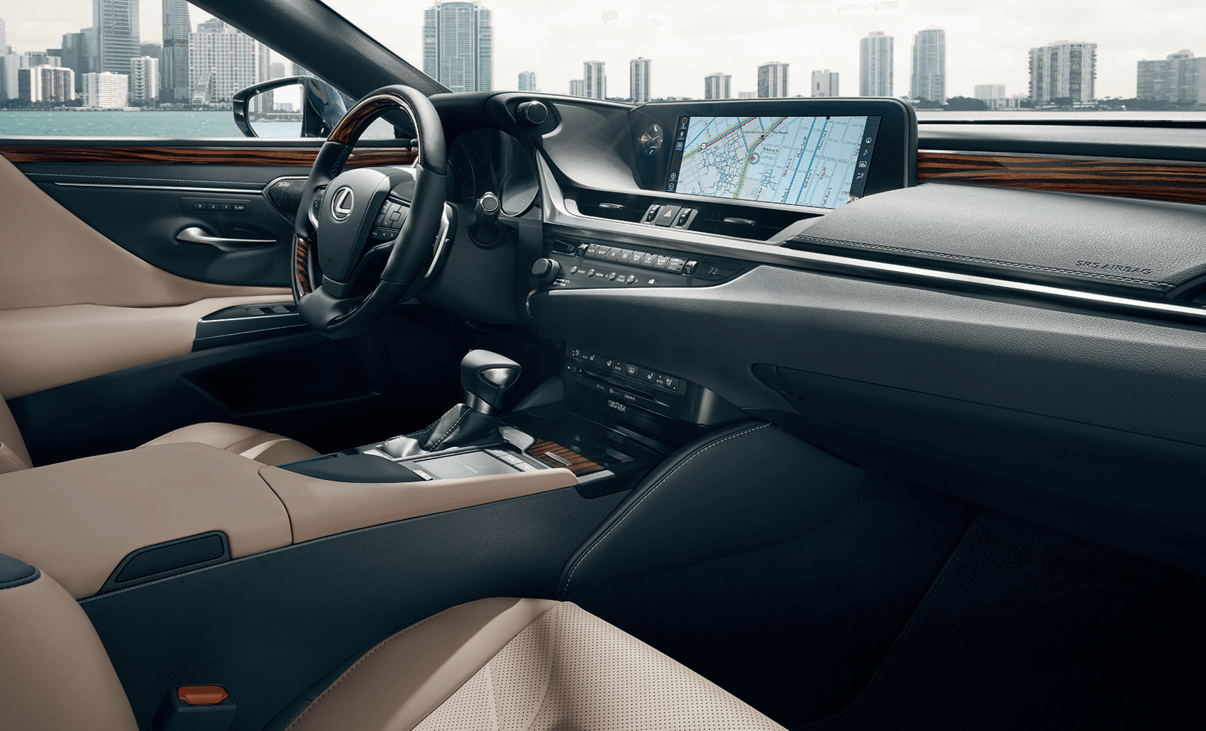 Used Lexus ES Technology Features