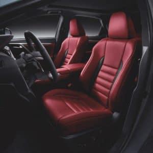Lexus RX vs Audi Q5 Interior