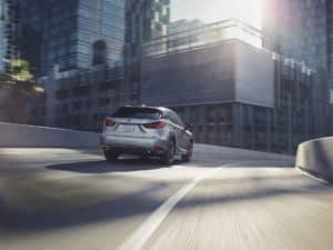 Lexus RX vs Audi Q5 Performance