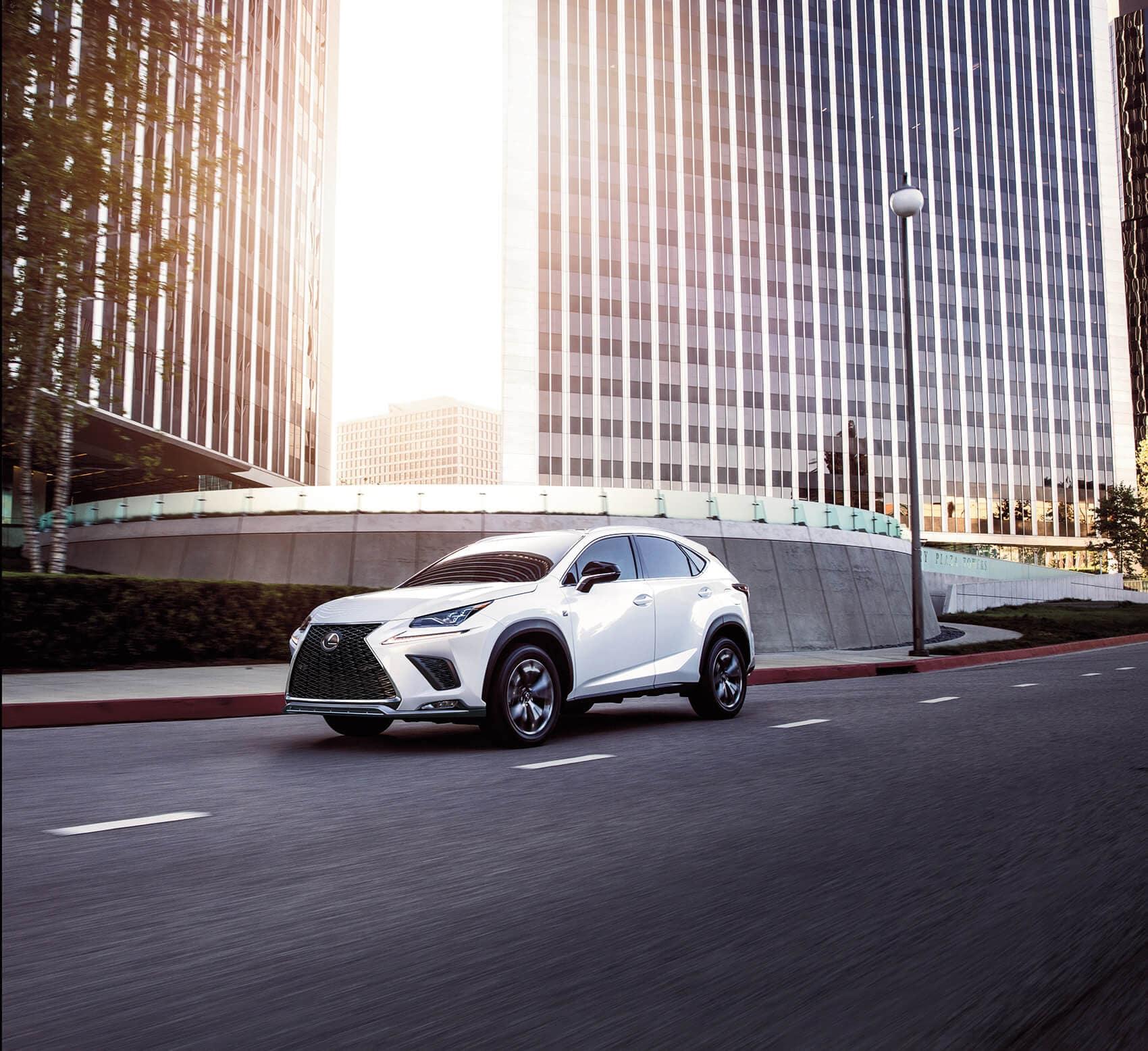 Lexus NX Safety