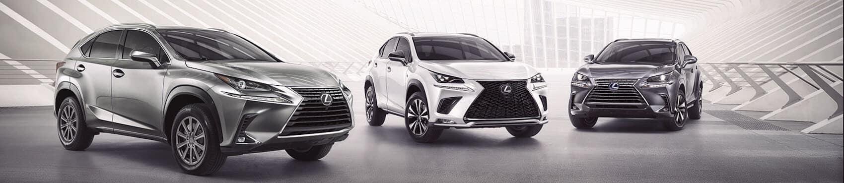 Lexus NX vs Acura RDX