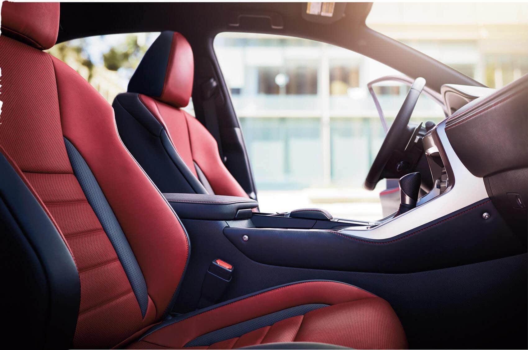 Lexus NX Fuel Economy