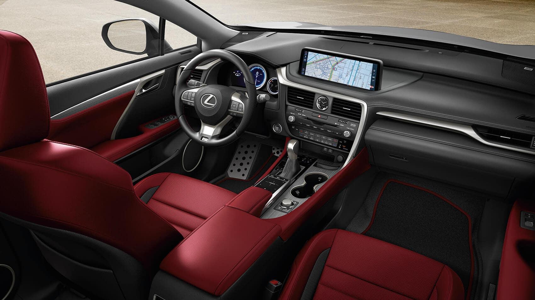 Lexus RX Appearance