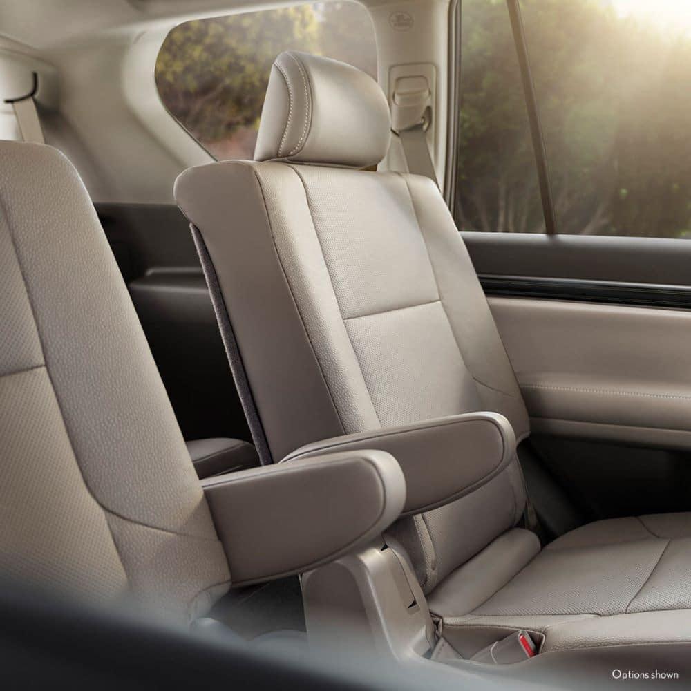 2021 Lexus GX Interior