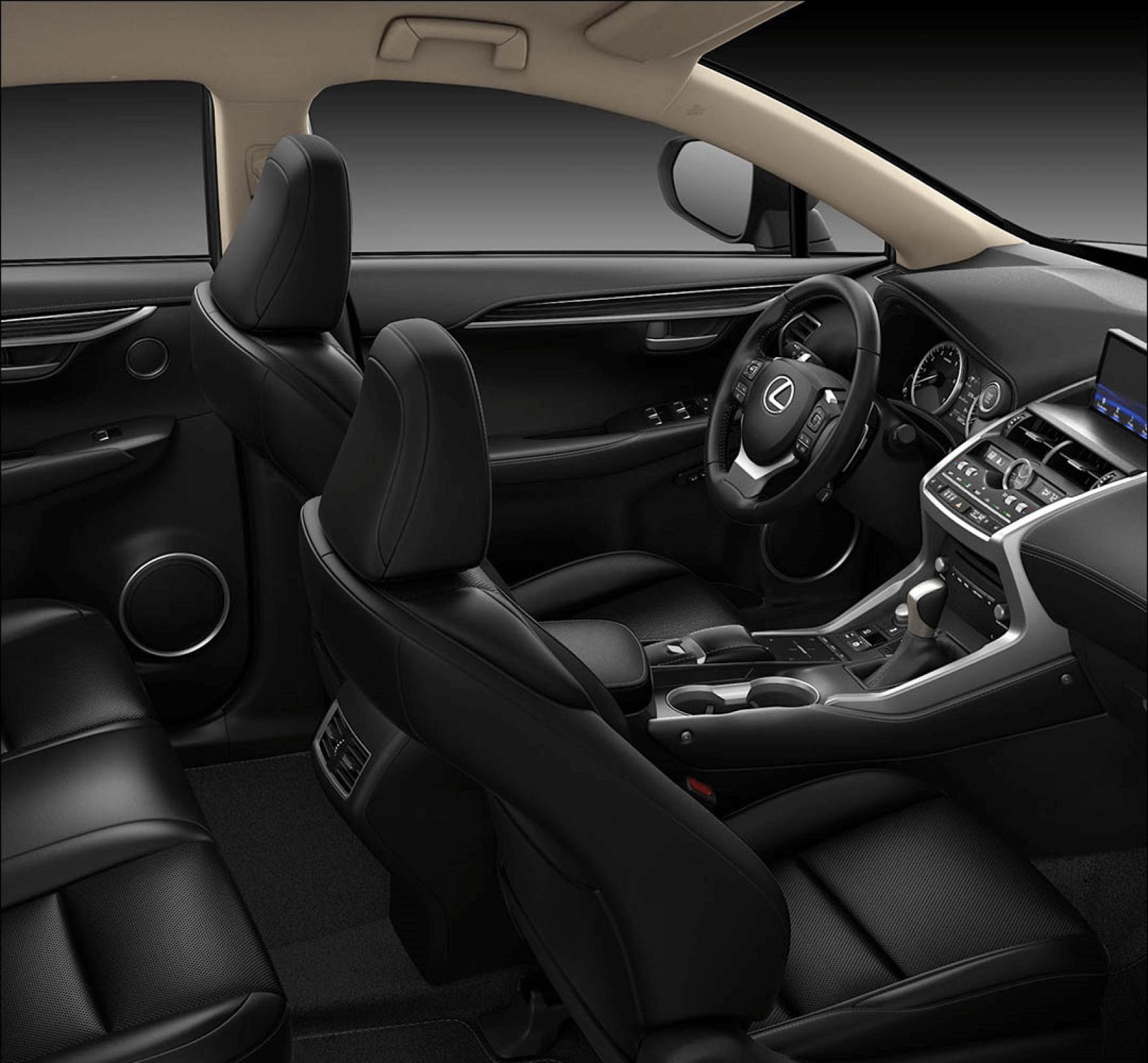 2021 Lexus NX Interior Cabin Space Lexus of Larchmont