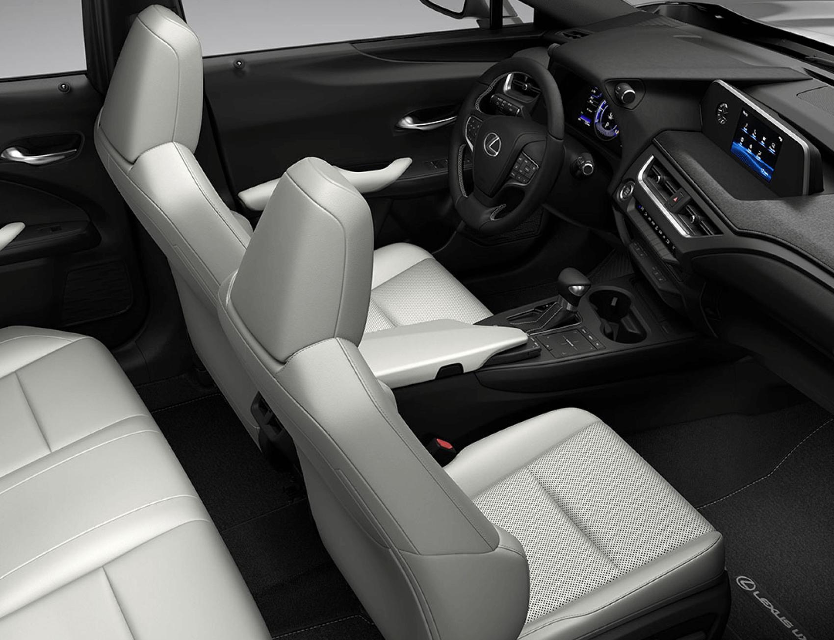 2021 Lexus UX Hybrid Interior