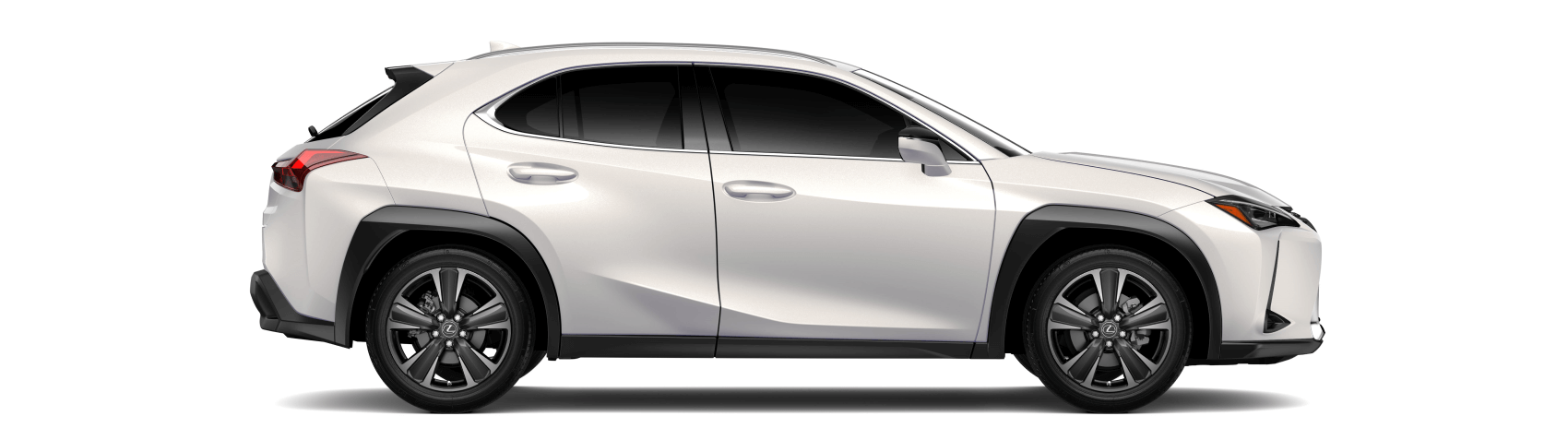 2021 Lexus UX Hybrid White
