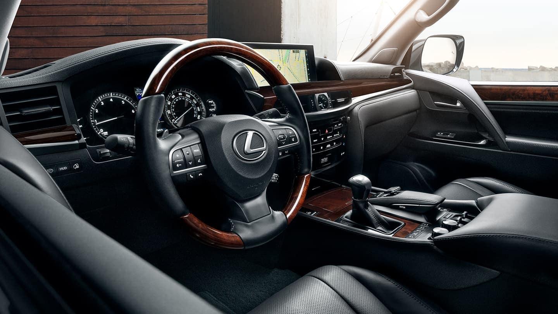 Lexus LX Power Steering