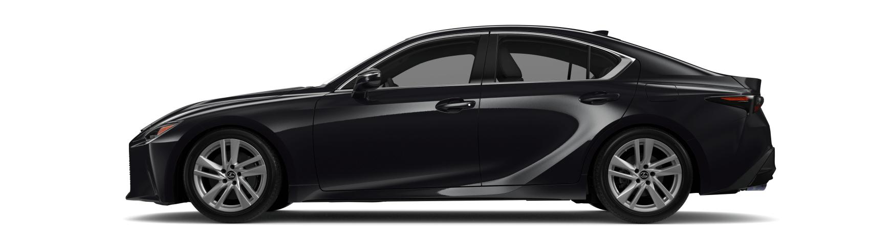 2021 Lexus IS 300 Black