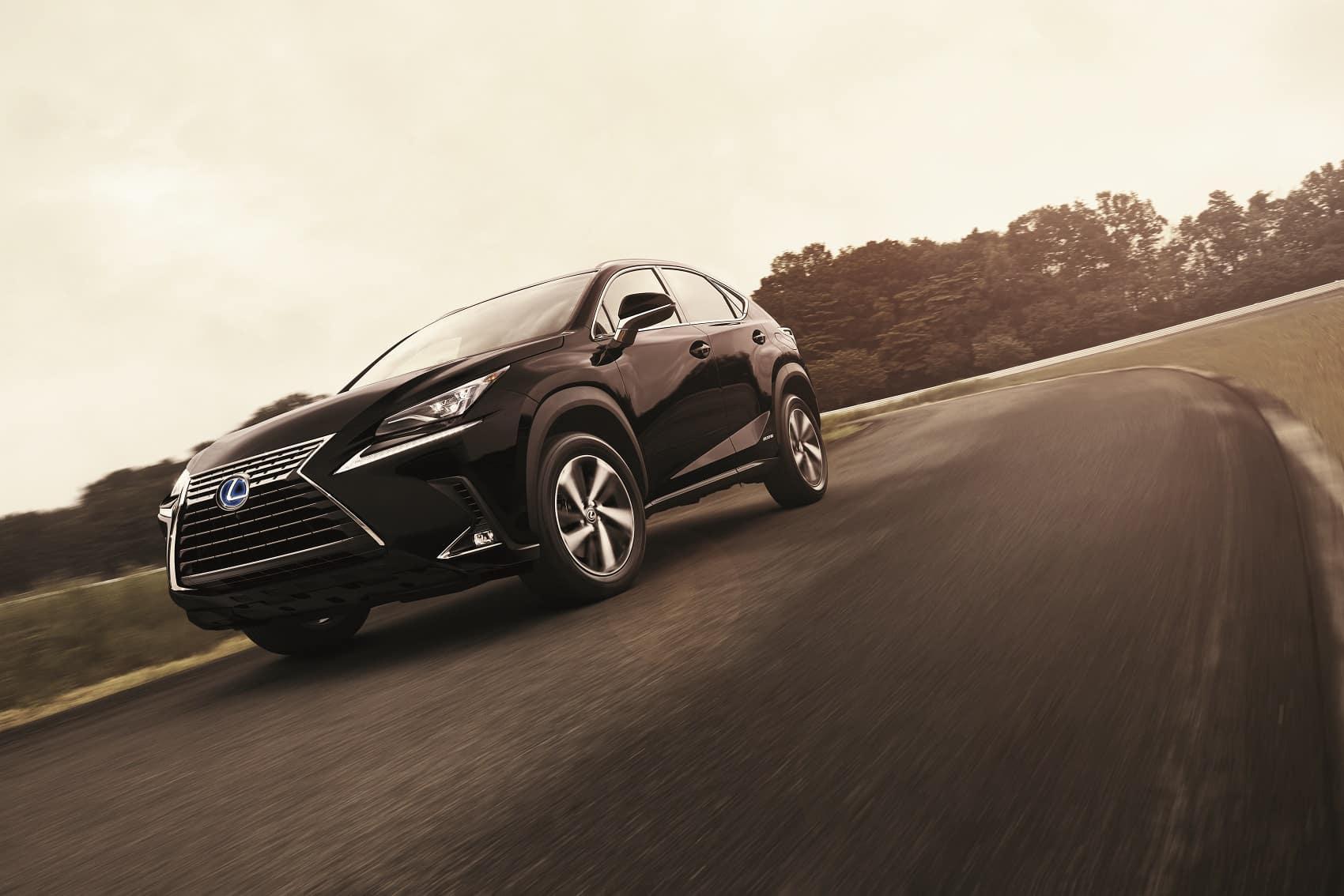Used Lexus NX Performance