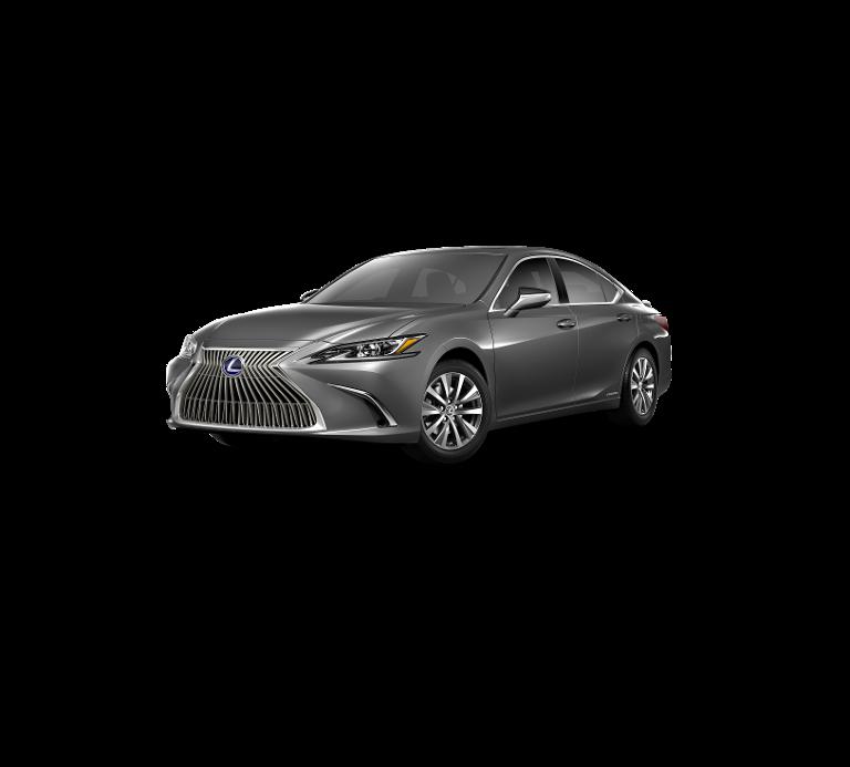 Lexus ES Nebula Gray Pearl