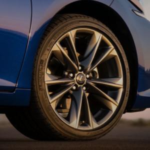 Lexus ES Dashboard Light