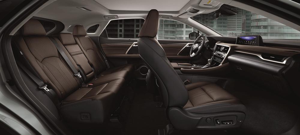 White Plains, NY | Lexus RX 350 Dimensions
