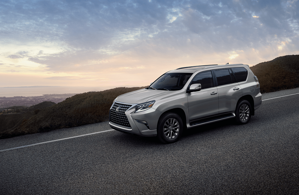 Lexus GX Performance
