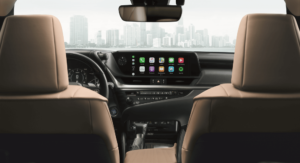 Lexus ES Technology Features
