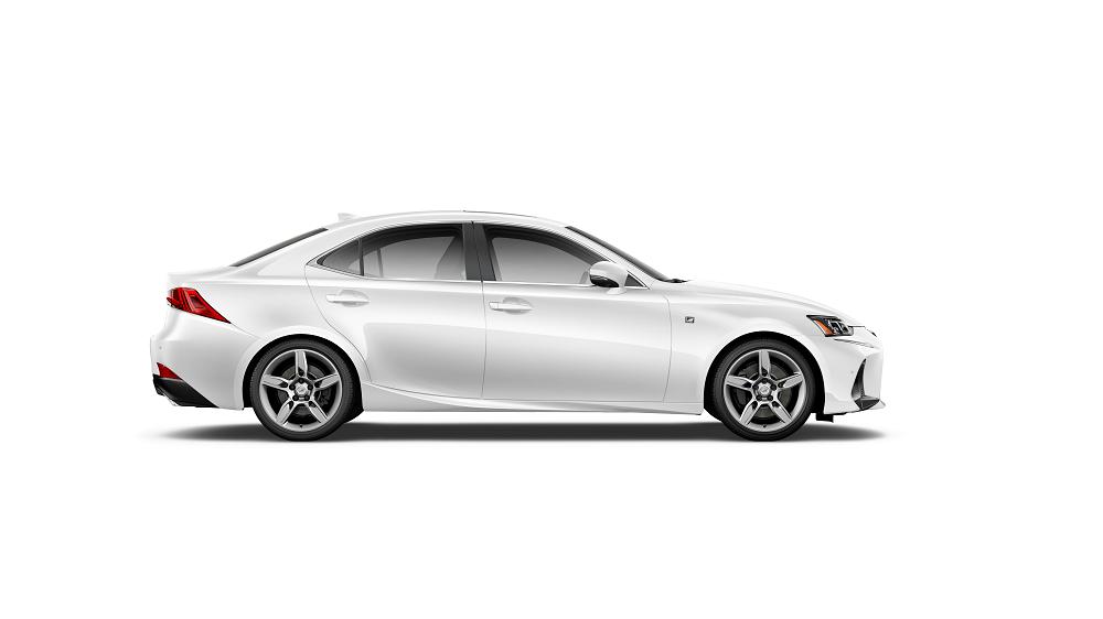 Lexus IS vs ES | White Plains, NY