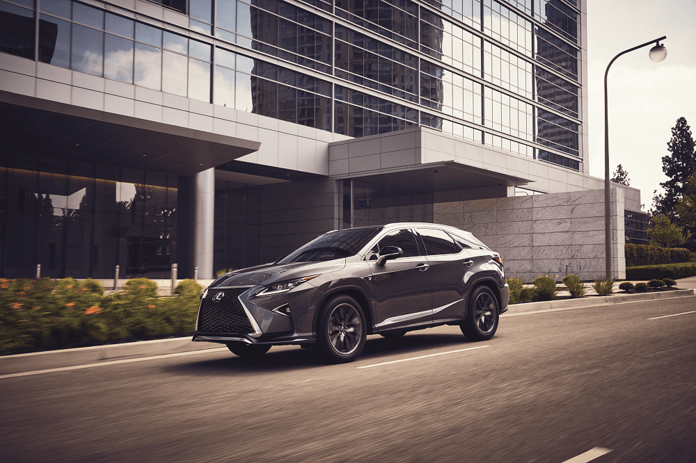 White Plains, NY | Lexus NX vs RX
